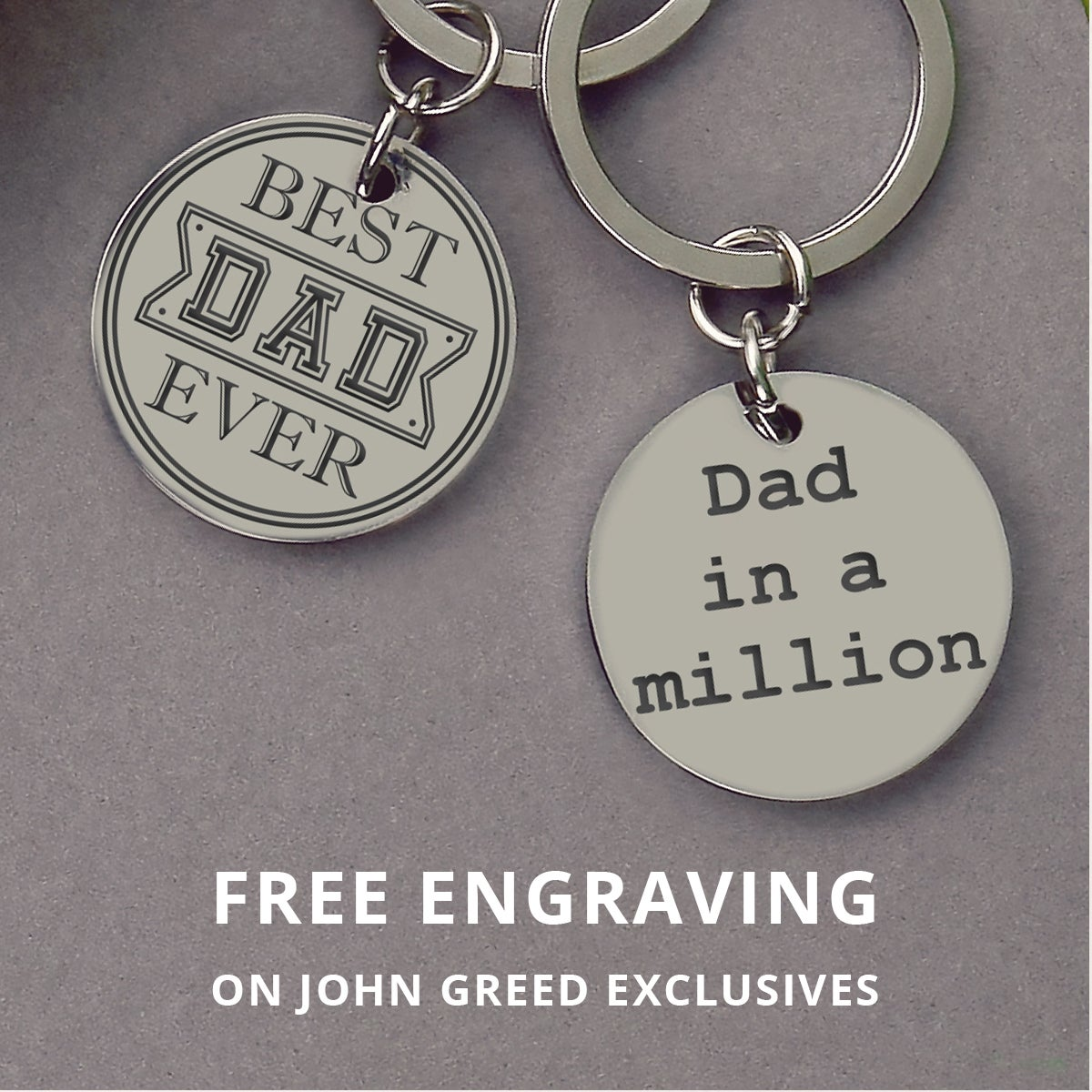 Free Engraving JG Exclusives