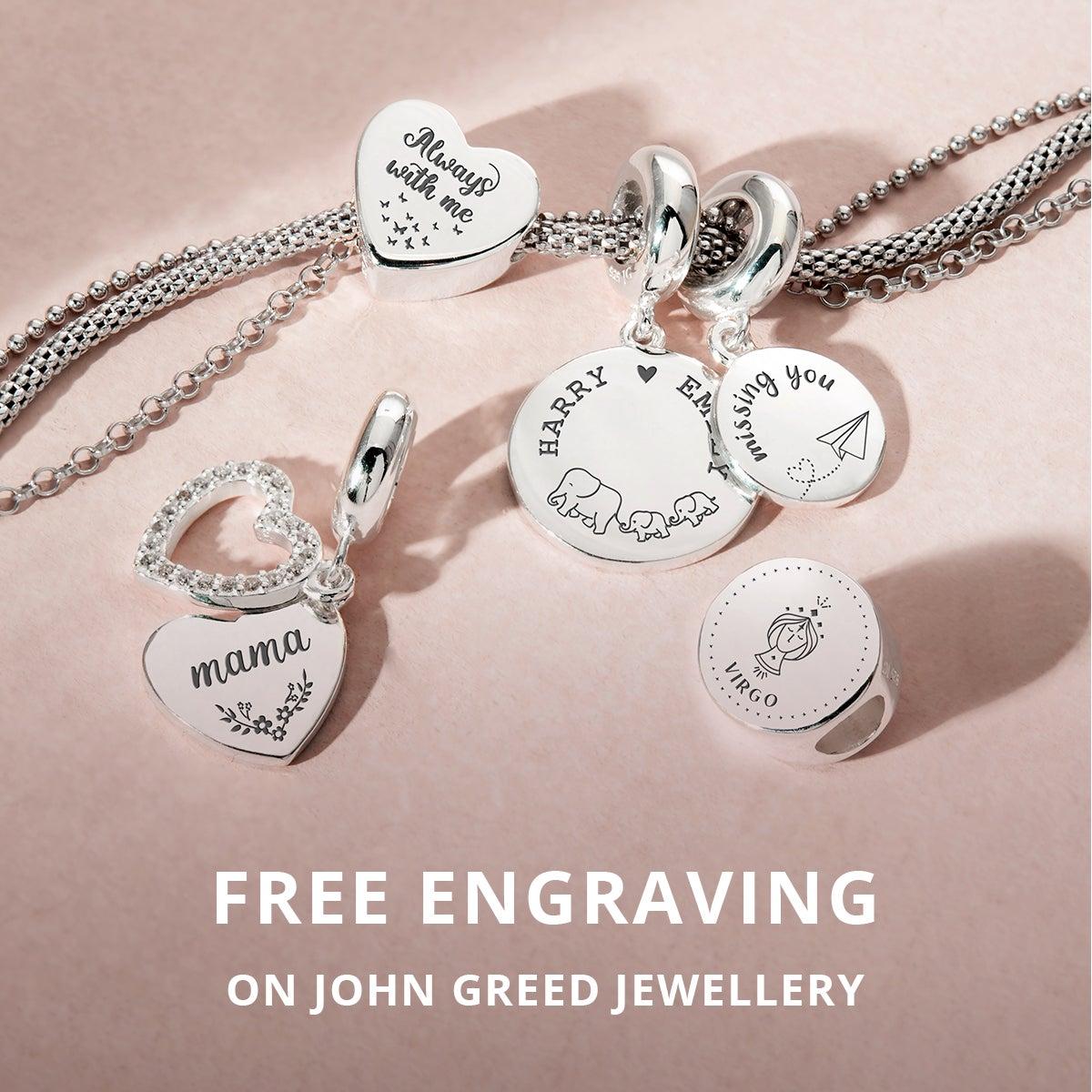 Free JG Engraving