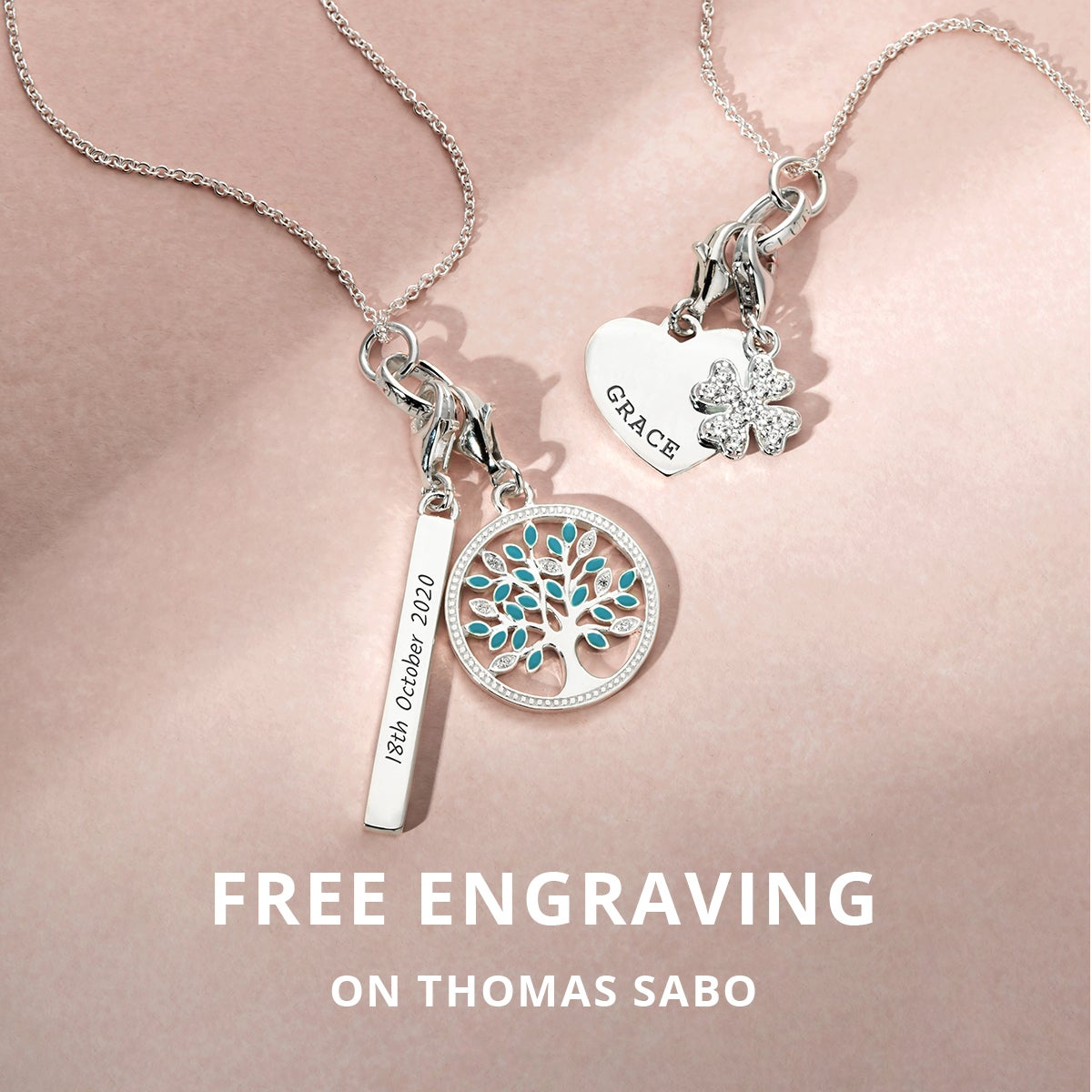 Thomas Sabo Free Engraving