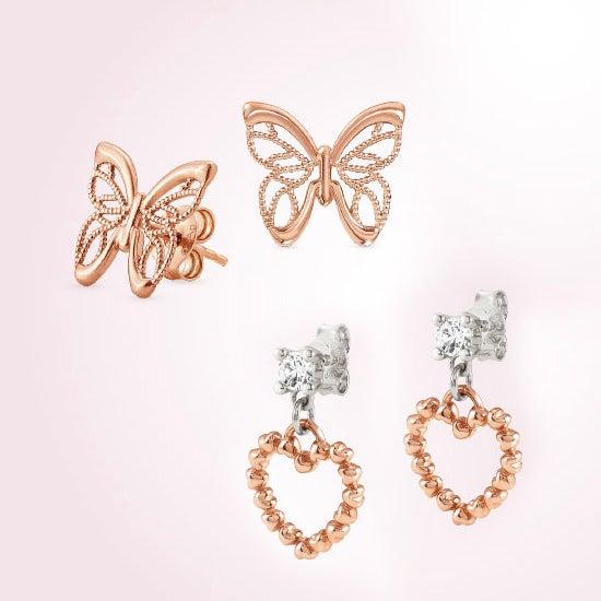 Nomintation Earrings
