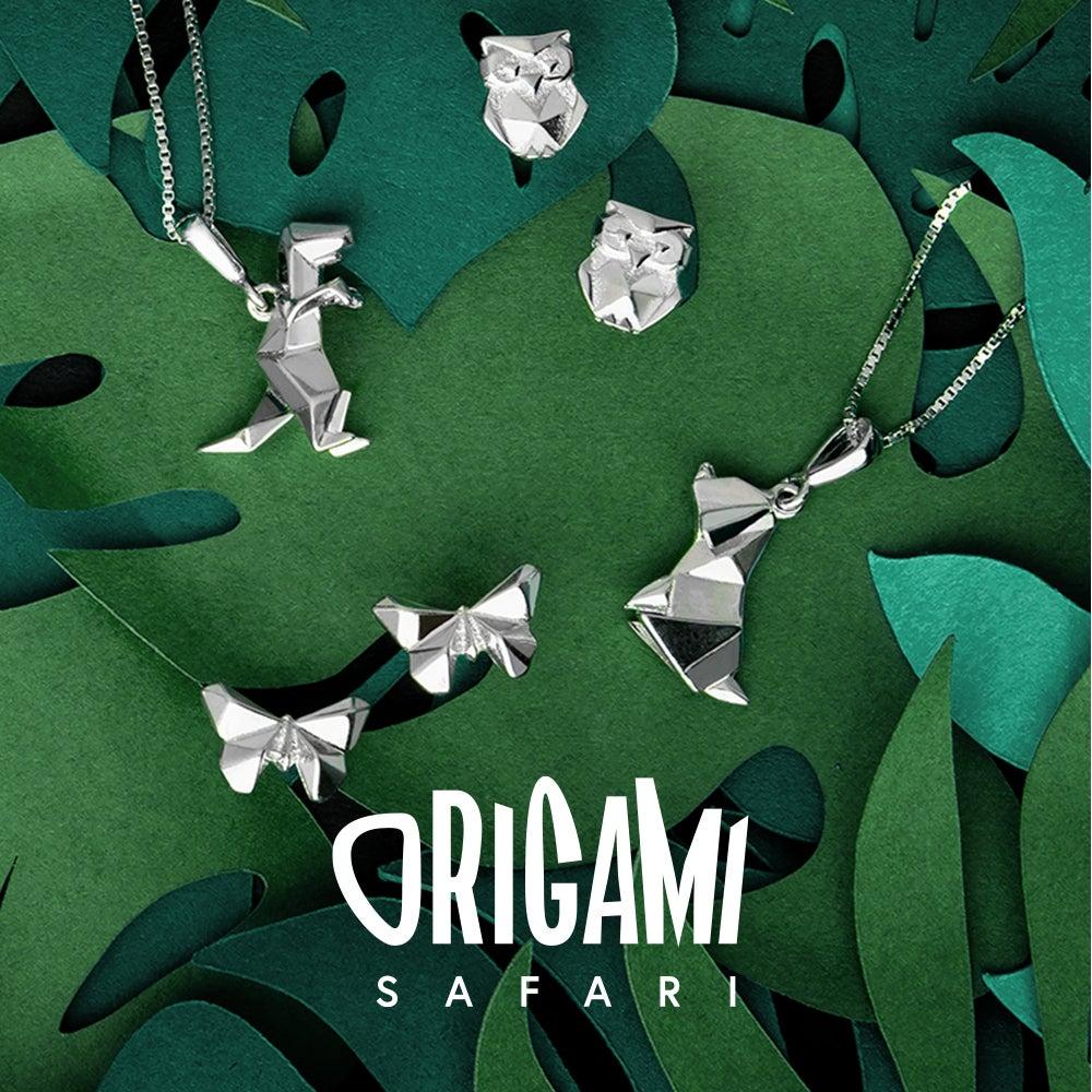 Origami Safari By John Greed